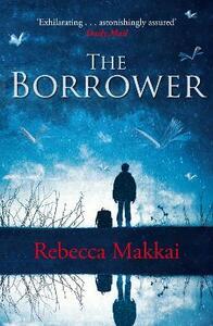 The Borrower - Rebecca Makkai - cover