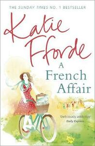 A French Affair - Katie Fforde - cover