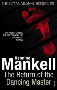 The Return Of The Dancing Master - Henning Mankell - cover