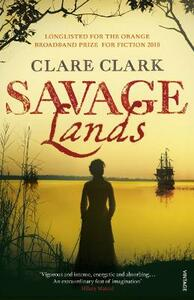 Savage Lands - Clare Clark - cover