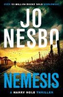 Nemesis: Harry Hole 4 - Jo Nesbo - cover