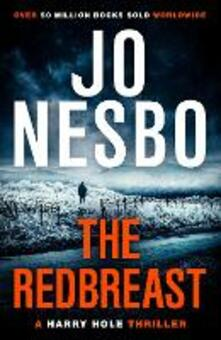 The Redbreast: Harry Hole 3 - Jo Nesbo - cover