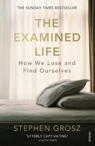 The Examined Life: How We Lose and Find Ourselves - Stephen Grosz - cover