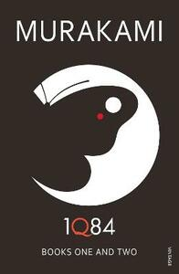 1Q84: Books 1 and 2 - Haruki Murakami - cover