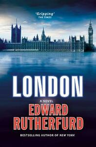 London - Edward Rutherfurd - cover