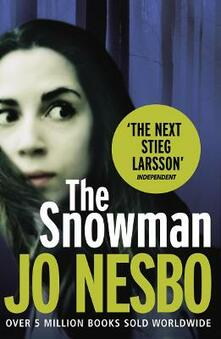 The Snowman: Harry Hole 7 - Jo Nesbo - cover
