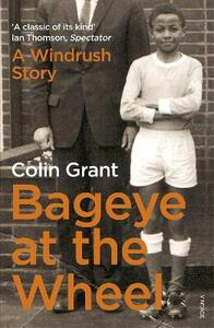 Bageye at the Wheel: A 1970s Childhood in Suburbia - Colin Grant - cover