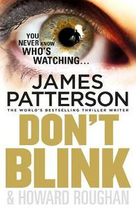 Don't Blink - James Patterson - cover