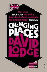 Changing Places - David Lodge - cover