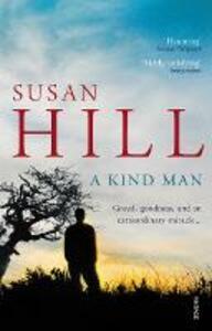 A Kind Man - Susan Hill - cover
