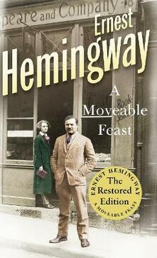 A moveable feast - Ernest Hemingway - copertina