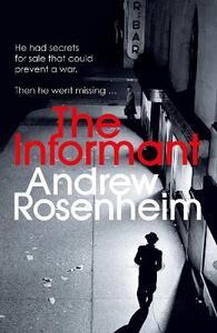 The Informant - Andrew Rosenheim - cover