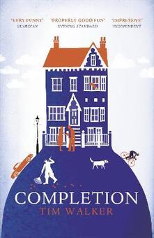 Completion - Tim Walker - cover