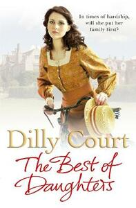 The Best of Daughters - Dilly Court - cover