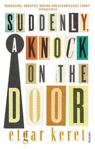 Suddenly, a Knock on the Door - Etgar Keret - cover