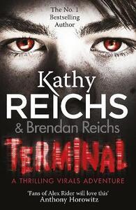 Terminal: (Virals 5) - Kathy Reichs - cover