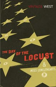 The Day of the Locust and Miss Lonelyhearts - Nathanael West - cover