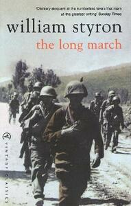 The Long March - William Styron - cover