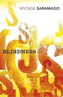 Blindness - Jose Saramago - cover