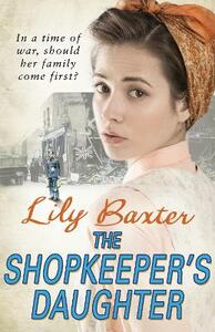The Shopkeeper's Daughter - Lily Baxter - cover