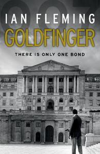 Goldfinger - Ian Fleming - cover
