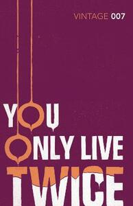 You Only Live Twice - Ian Fleming - cover