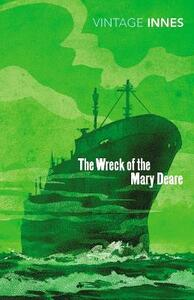 The Wreck of the Mary Deare - Hammond Innes - cover
