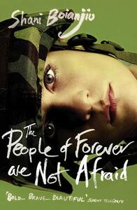 The People of Forever are not Afraid - Shani Boianjiu - cover