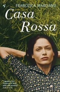 Casa Rossa - Francesca Marciano - cover