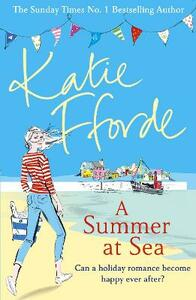 A summer at sea - Katie Fforde - copertina