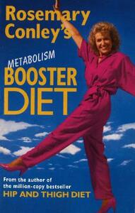 Rosemary Conley's Metabolism Booster Diet - Rosemary Conley - cover