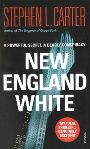 New England White - Stephen L. Carter - cover