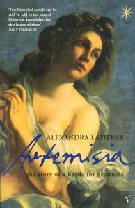 Artemisia - Alexandra Lapierre - cover