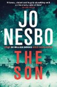 The Son - Jo Nesbo - cover
