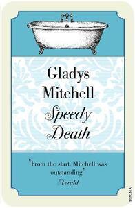 Speedy Death - Gladys Mitchell - cover