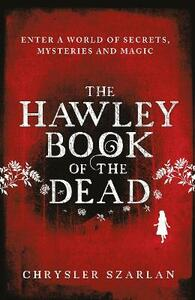 The Hawley Book of the Dead - Chrysler Szarlan - cover