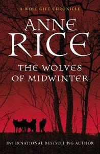 The wolves of midwinter - Anne Rice - copertina