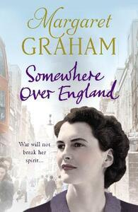 Somewhere Over England - Margaret Graham - cover