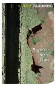 Requiem For A Nun - William Faulkner - cover