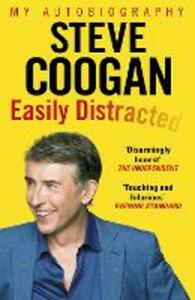 Easily Distracted - Steve Coogan - cover