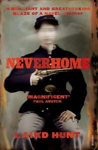 Neverhome - Laird Hunt - cover