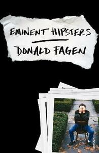 Eminent Hipsters - Donald Fagen - cover