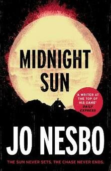 Midnight Sun - Jo Nesbo - cover