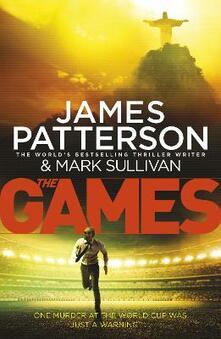 The games - James Patterson - copertina