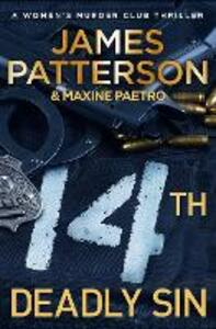 14th Deadly Sin: (Women's Murder Club 14) - James Patterson - cover