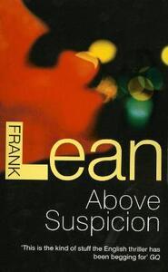 Above Suspicion - Frank Lean - cover