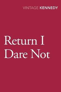 Return I Dare Not - Margaret Kennedy - cover