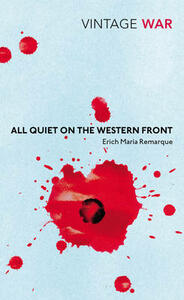All Quiet on the Western Front Exp - Erich Maria Remarque - cover