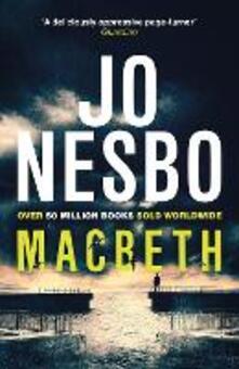 Macbeth - Jo Nesbo - cover