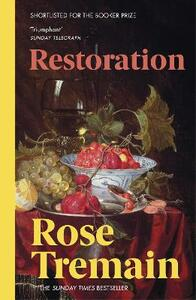 Restoration - Rose Tremain - cover